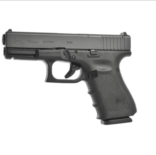 Glock 19 Gen 4 Mos