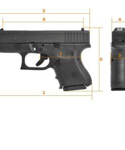 Glock 33 gen 4