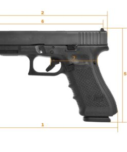 Glock 34 gen 4 mos